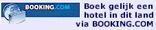 Hotel online boeken via booking.com